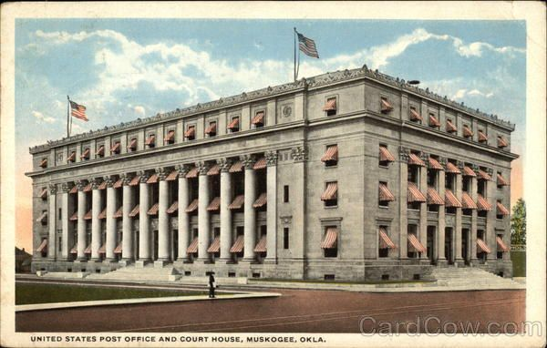 United States Post Office And Court House Courthouse Post Office United States