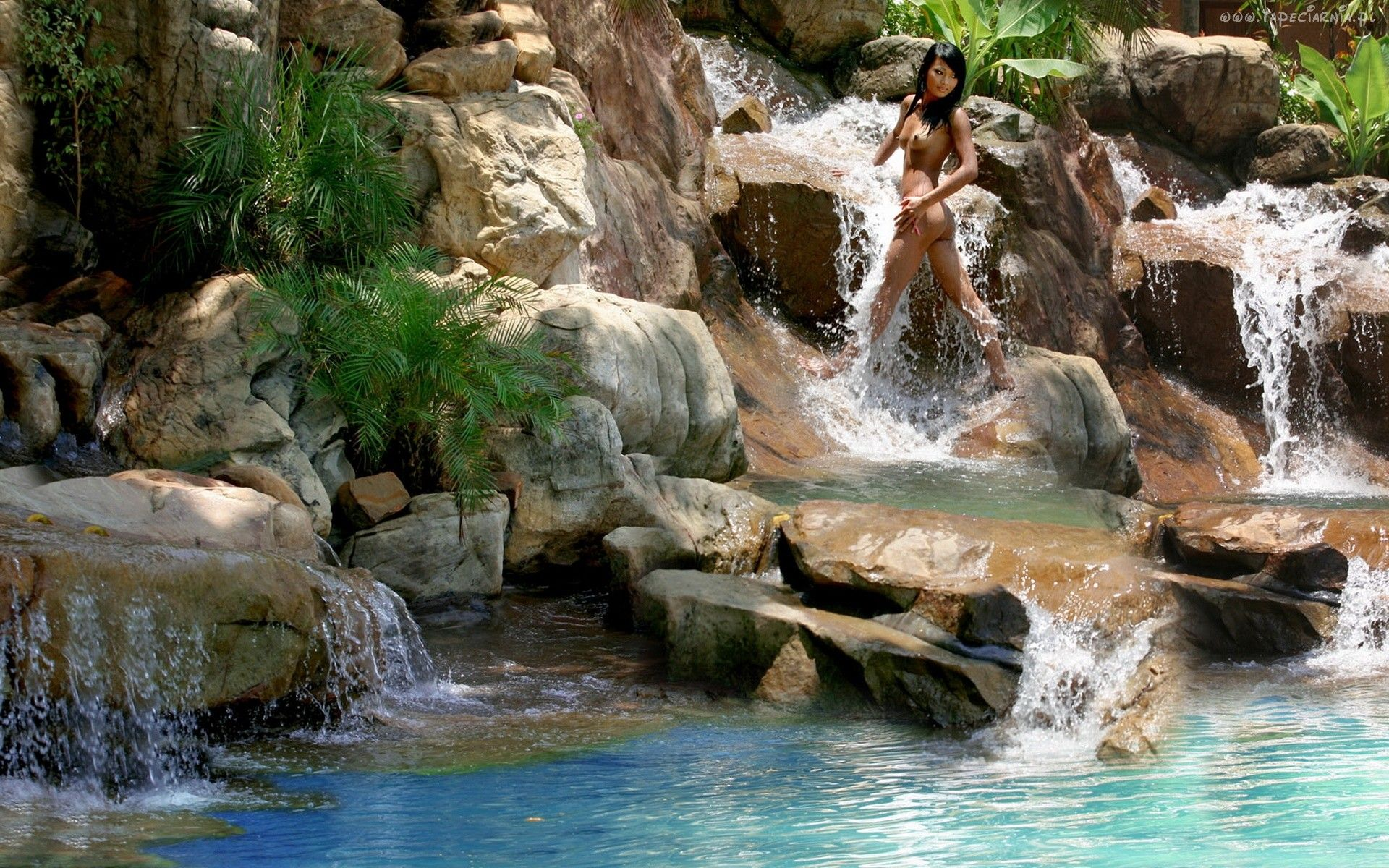 Know Hot nude in waterfalls consider