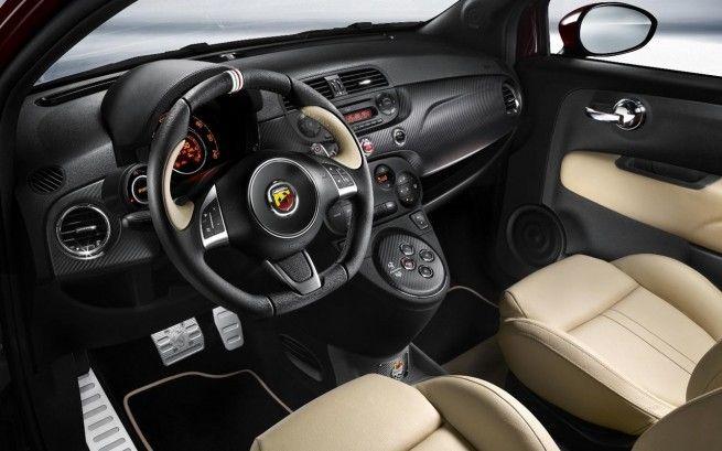 Fiat 500 2013 Autobilder