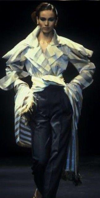 1994 - Gianfranco Ferre for Christian Dior haute couture show -