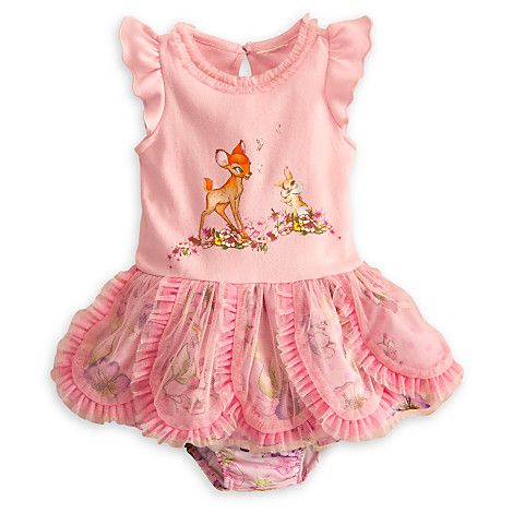 bf1f8836f Bambi and Miss Bunny Dress for Baby
