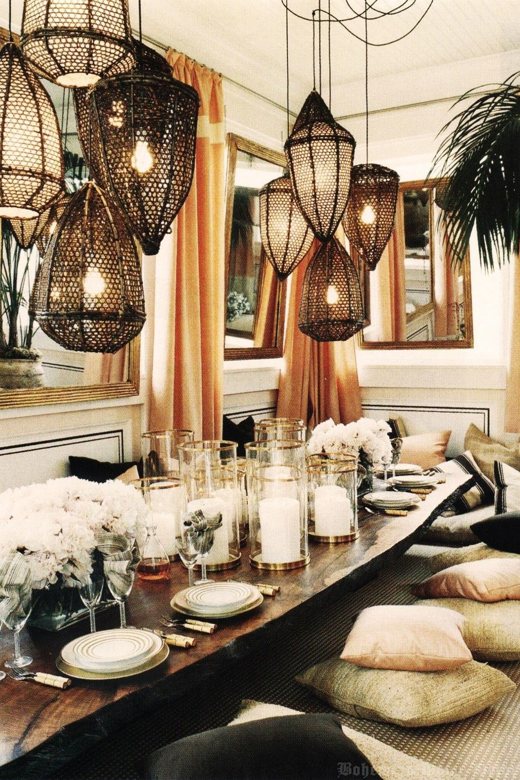 The Best Way To Bohemian Home Decor