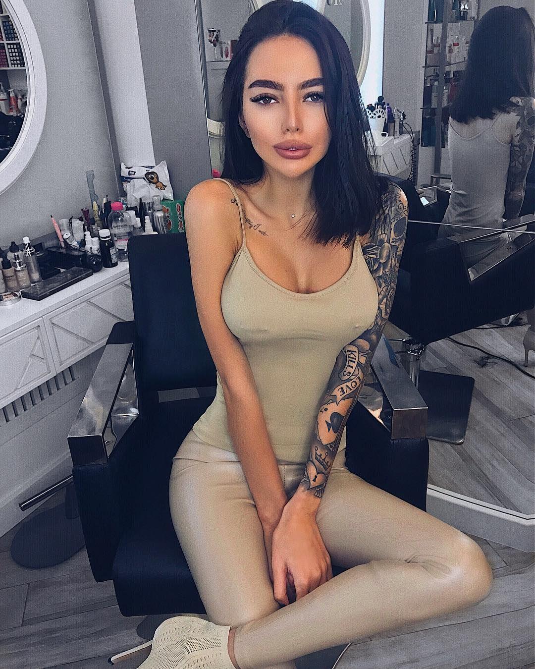 Ukraine Tattooed Women Porn