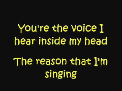 Demi Lovato ft  Joe Jonas - This is me (Lyrics) ♥ - YouTube