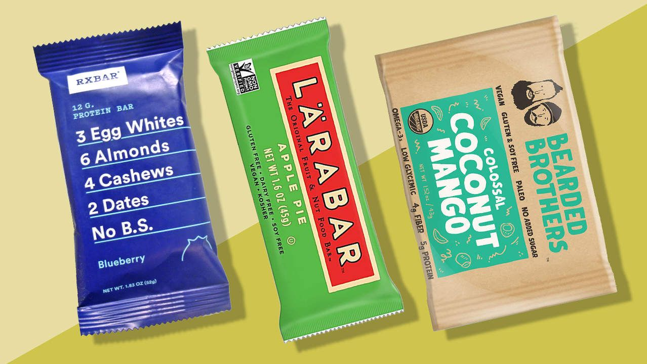 The 5 Best Energy Bars With No Added Sugar, According to a ...