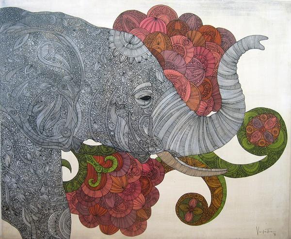 Ilustraciones de Valentina Harper