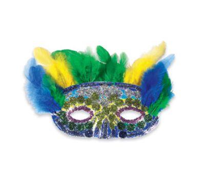 Brazilian Carnival mask | Masque carnaval, Carnaval, Masque