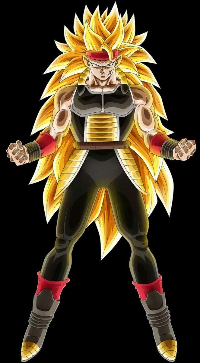 BARDOCK SSJ3 DRAGON BALL XENOVERSE Dragon Ball Z Broly