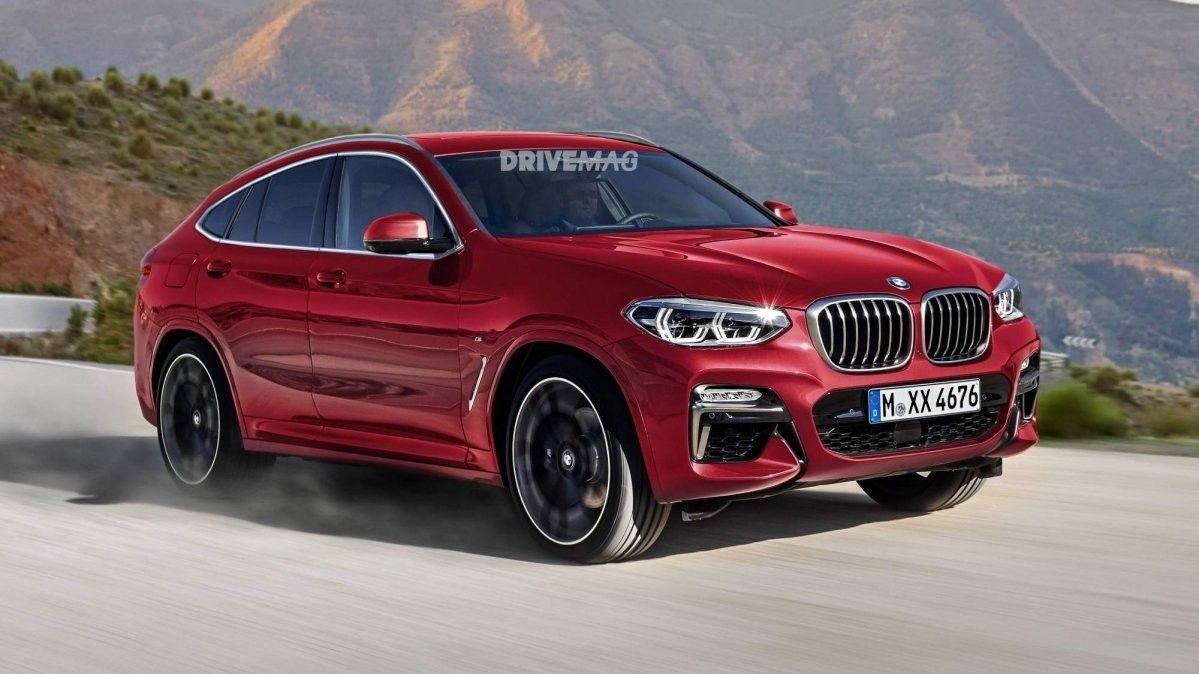 Bmw X6 2019 Interior Exterior And Review Car 2018 Bmw Bmw X4