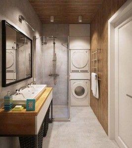 energy saving dryer washing machine bathroom was one