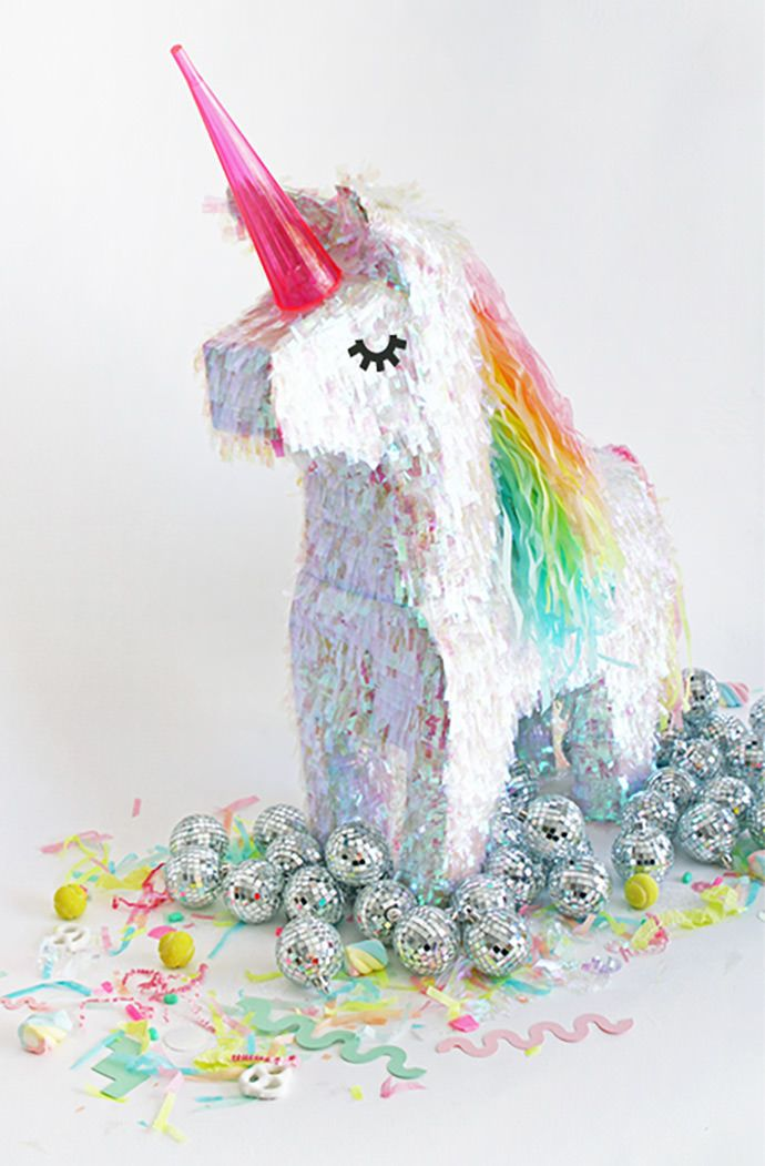 Give Your Next Pinata A Makeover Diy Crafts Tutorials