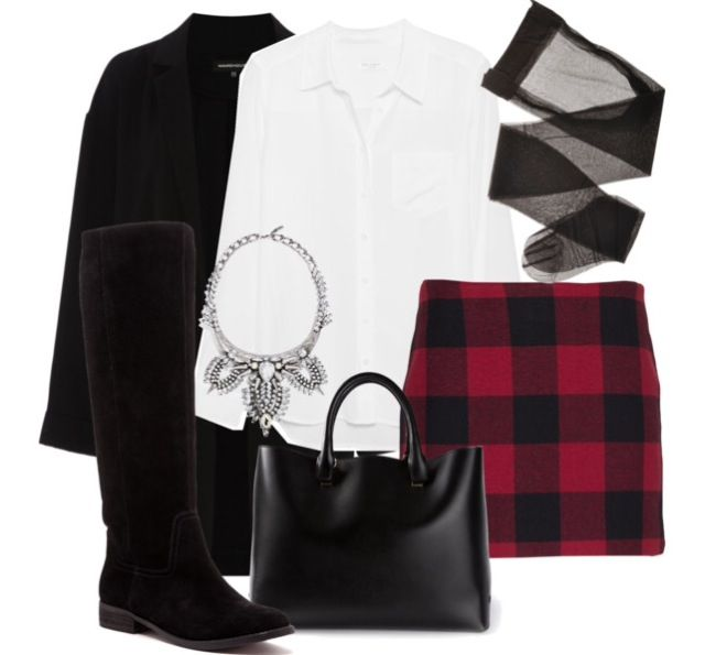 Everyday chic | fall 2014 | college