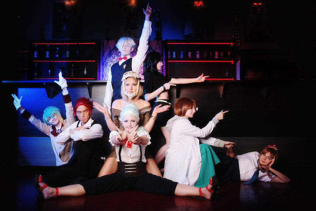 Death Parade by mrAngie
