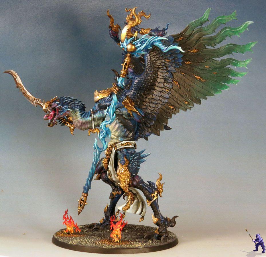 Lord of Change - Reaper Forum | Warhammer 40k | Fantasy miniatures