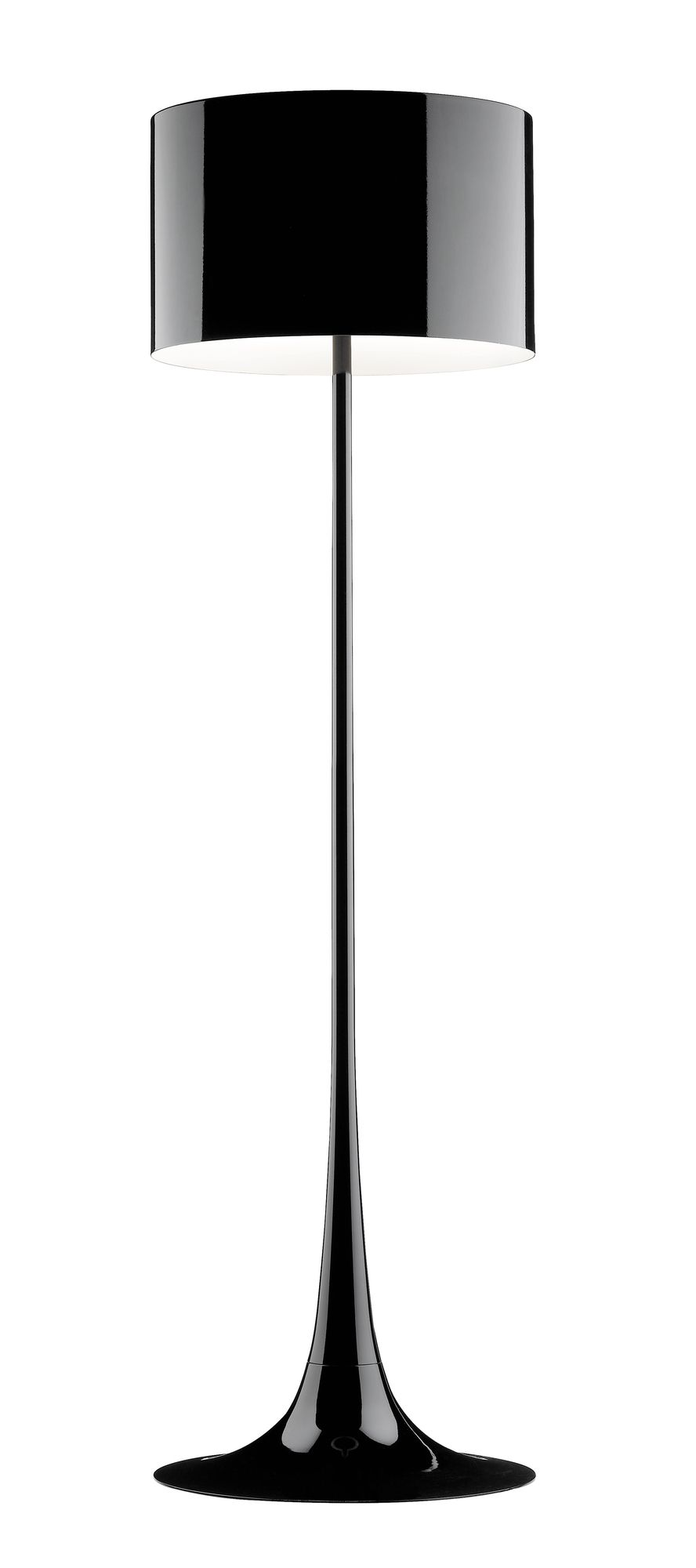 flos spun light f floor lamp classic shape modern materials  - flos spun light f floor lamp classic shape modern materials perfect