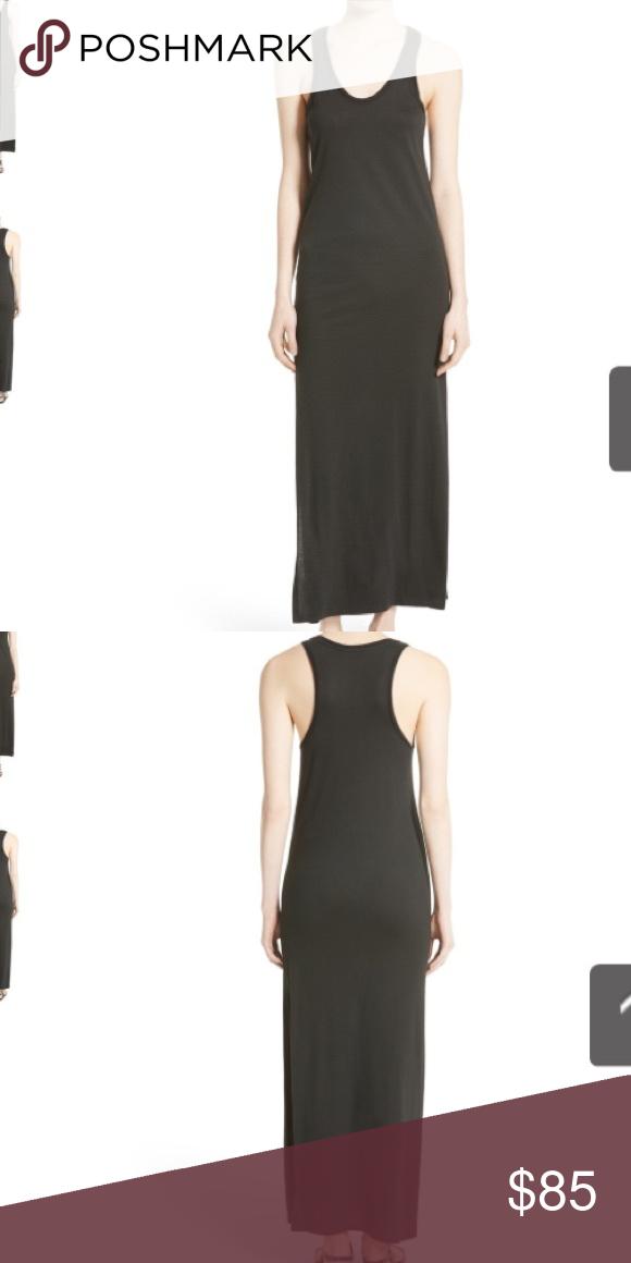 0e88541dae1 Theory Jersey Maxi Dress Theory