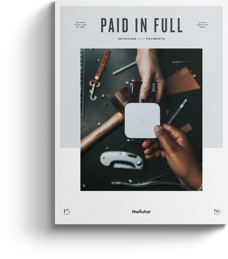 Paid In Full From The Futur Paid In Full Create Invoice Communication Process