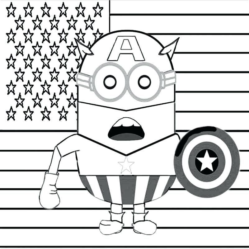 Best Of Captain America Coloring Pages Pdf Printable Free Coloring Sheets Minion Coloring Pages Minions Coloring Pages Captain America Coloring Pages