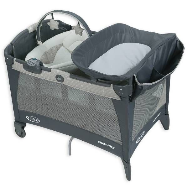Product Image For Graco Pack N Play Playard With Newborn Napper