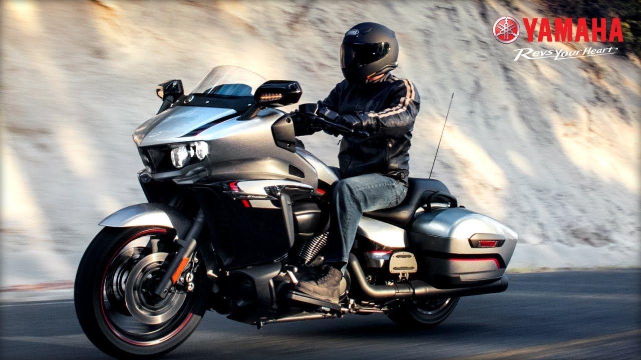 2018 Yamaha Star Eluder Press Ride | Motorcycle Touring