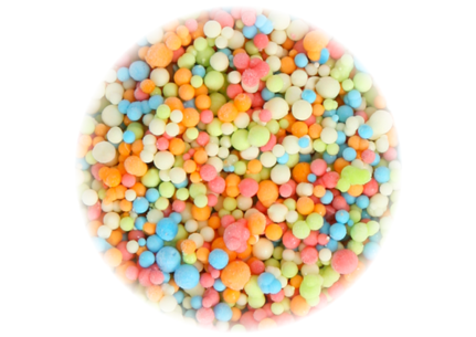 Rainbow Ice Dippin Dots Dippin Dots Dippin Dots Ice Cream Edible Sprinkles