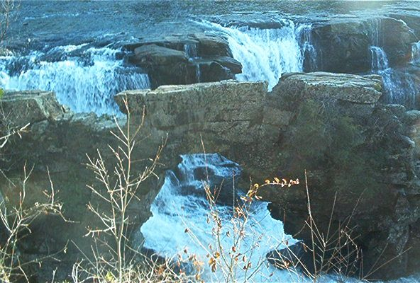High Falls Dekalb County   Northeast Alabama is blessed with