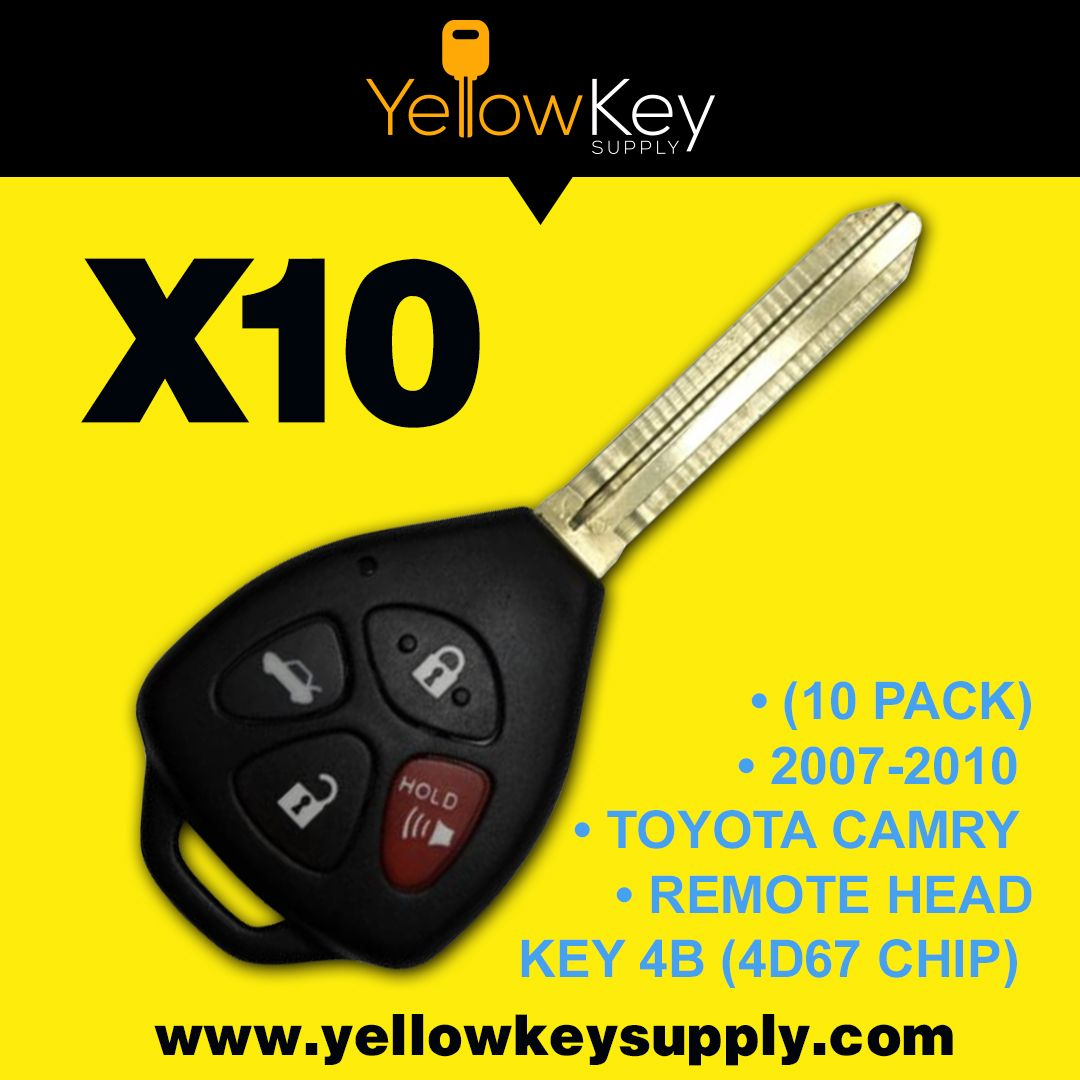 Daily deal brand new 10 pack 20072010 toyota camry