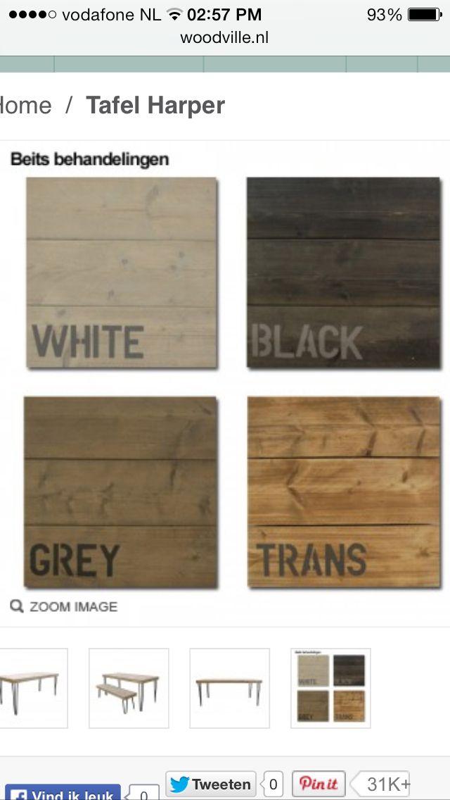 Uitzonderlijk Harper Beits Kleuren | Eethoek - Hardwood floors, Painting en Flooring TT57