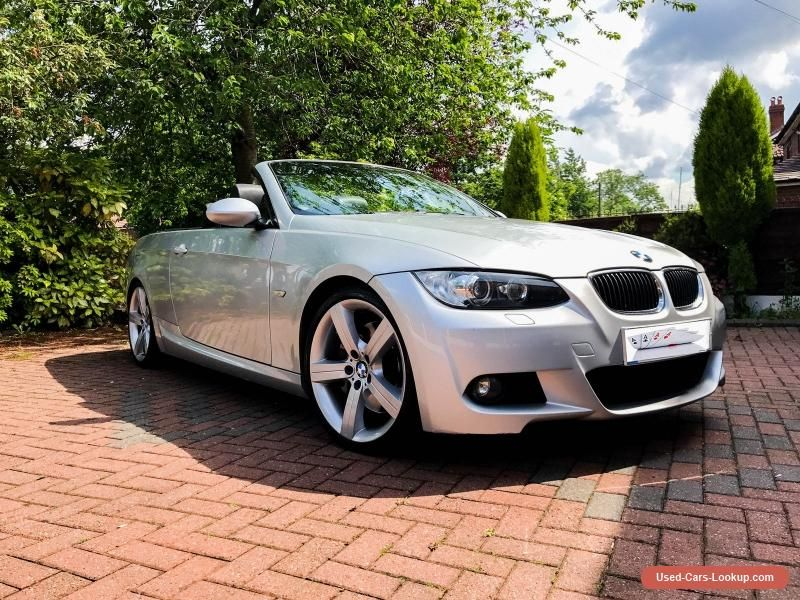 Car for Sale BMW 335i M SPORT TWIN TURBO CONVERTIBLE FULL