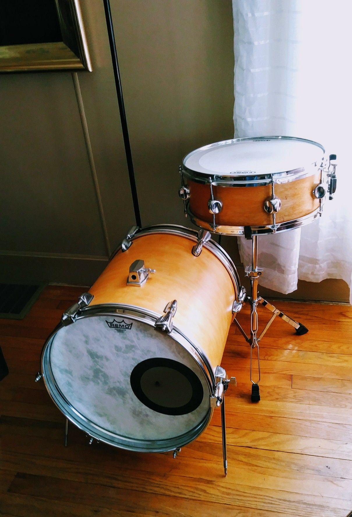 Bateria Musica Porno drum set, minimalist drum set,custom drum set,compact drum