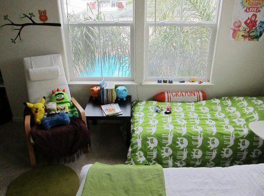 Single mom bedroom ideas