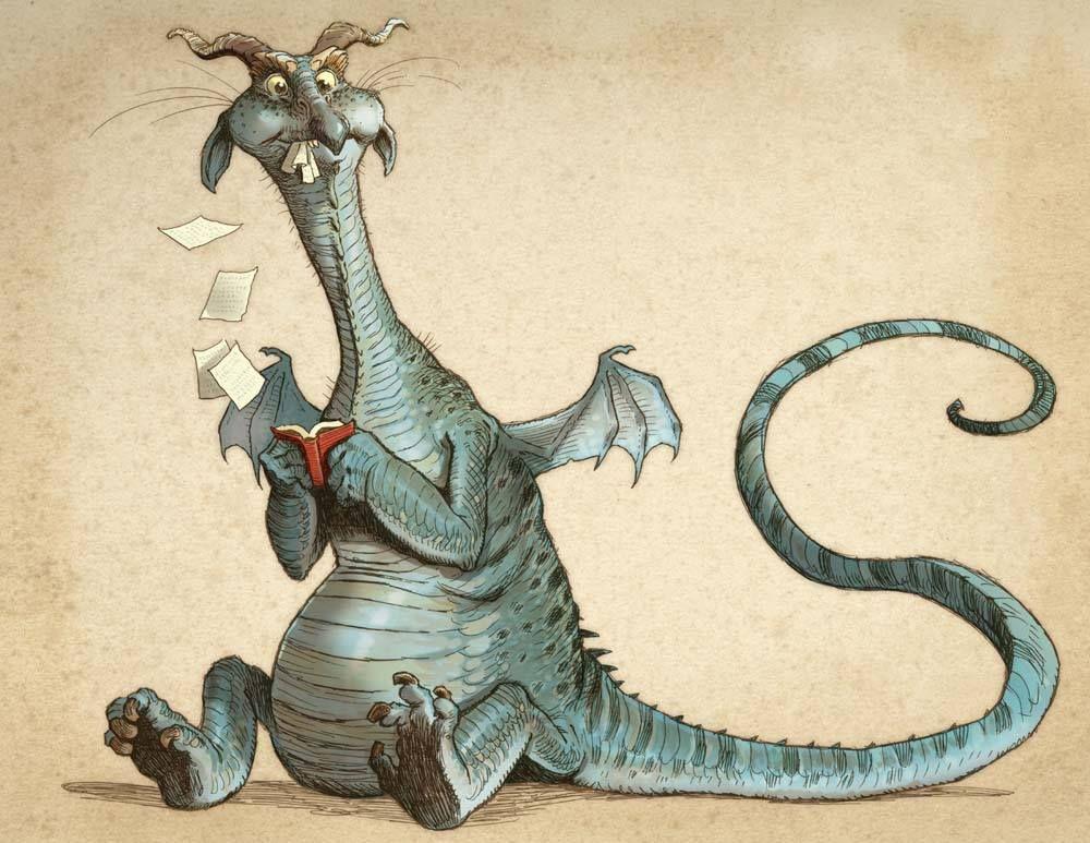 Смешные картинки дракончиками, надписью