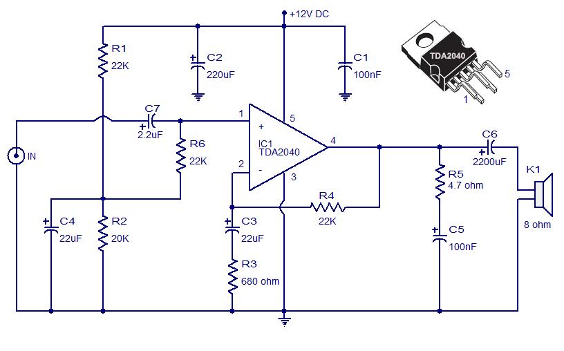 Car Stereo Lifier Electronic Circuits Pinterest Rhpinterest: Car Audio Lifier Circuit Diagram At Elf-jo.com