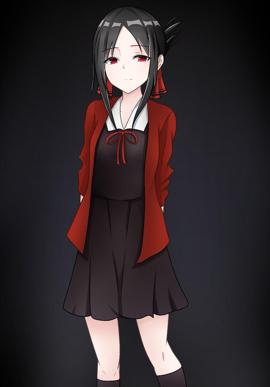 Kaguya Sama Love Is War Kaguya Shinomiya Menina Anime