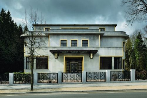 Danismm u c the villa empain art deco house brussels u d places