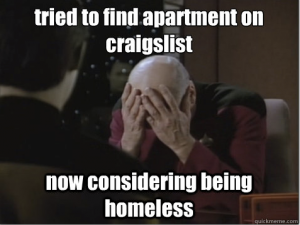 The Biggest Mistakes to Avoid when Advertising Apartments on Craigslist