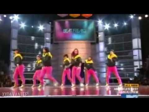 Beat Freaks On ABDC Week Chance PerformanceFinale Group Performancewith Boxcuttuhz Team