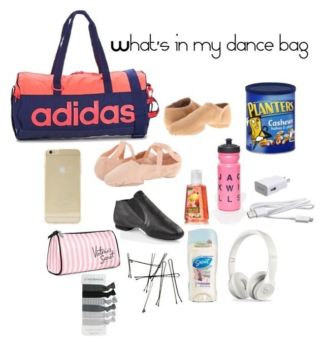 What S In My Dance Bag By Y001 Liked On Polyvore