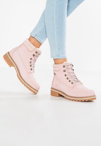 estilo exquisito precio moderado muchas opciones de 6INCH PREMIUM - Lace-up ankle boots - rose | Boots, Timberland ...