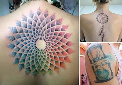 watercolor tattoo @Shannon .. this is AWESOME!