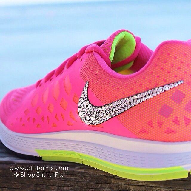 060cdde87694 Customized Nikes with Swarovski rhinestones by www.GlitterFix.com   ShopGlitterFix✨  ShopGlitterFix✨  ShopGlitterFix✨  ShopGlitterFix✨  Padgram
