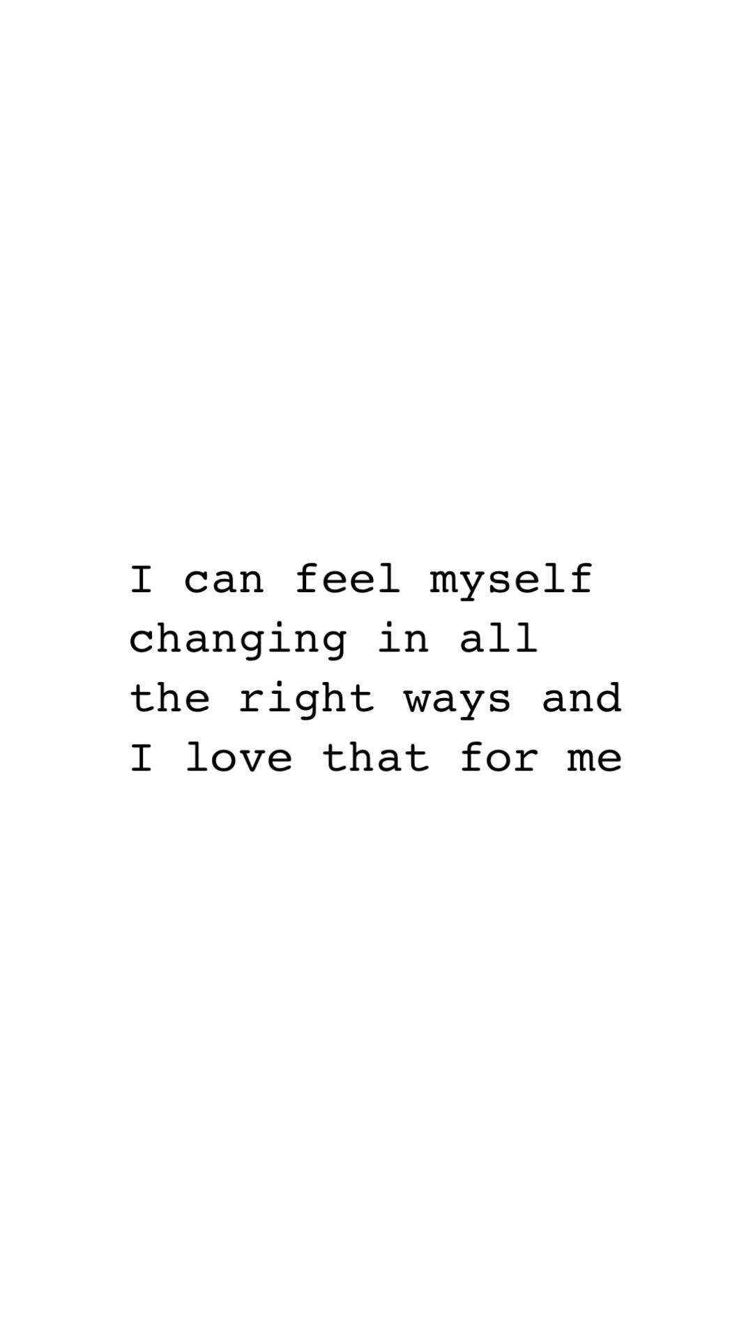 Just feel yourself!!