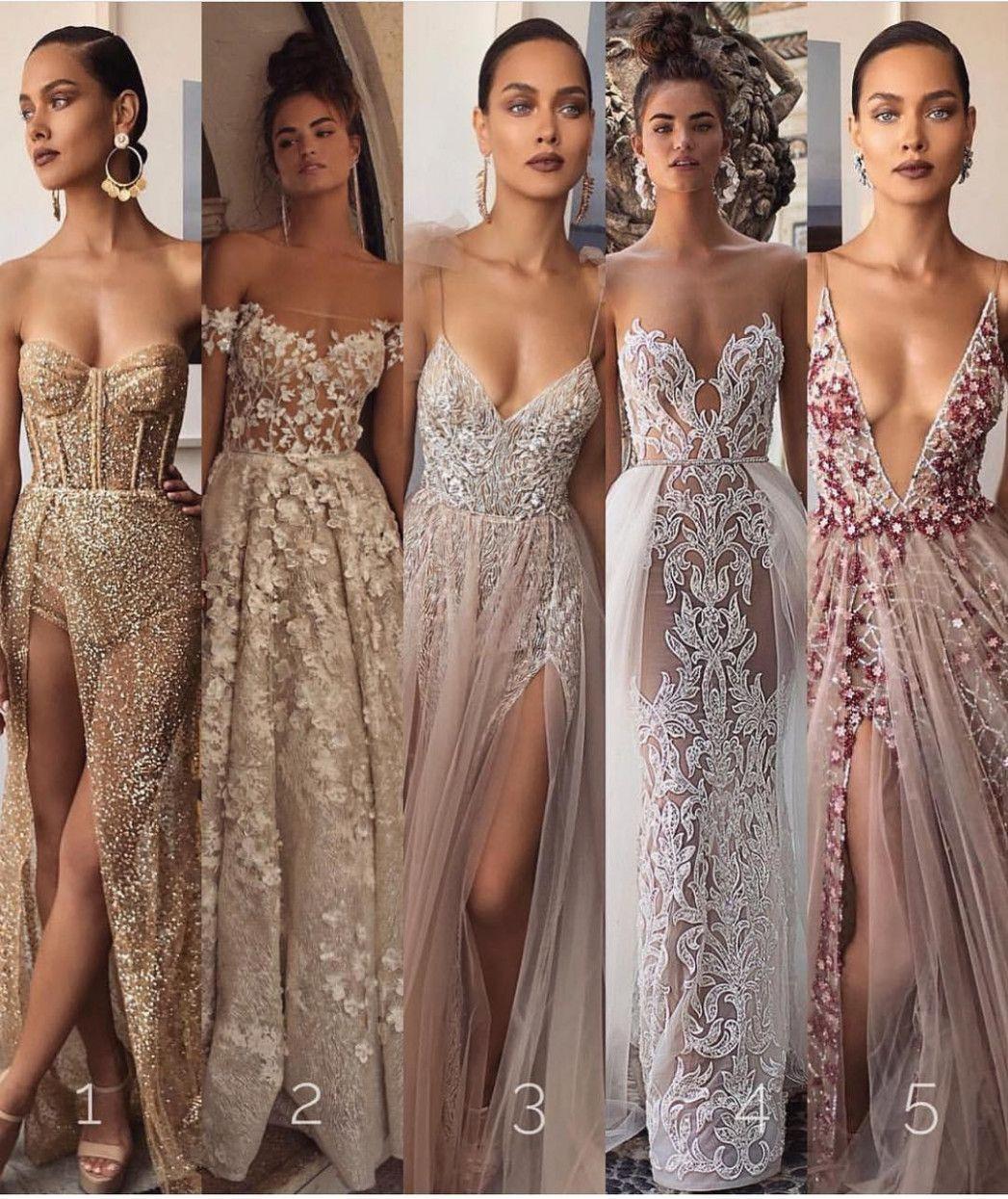 8 Extravagante Abendkleider in 8  Abiball kleider lang