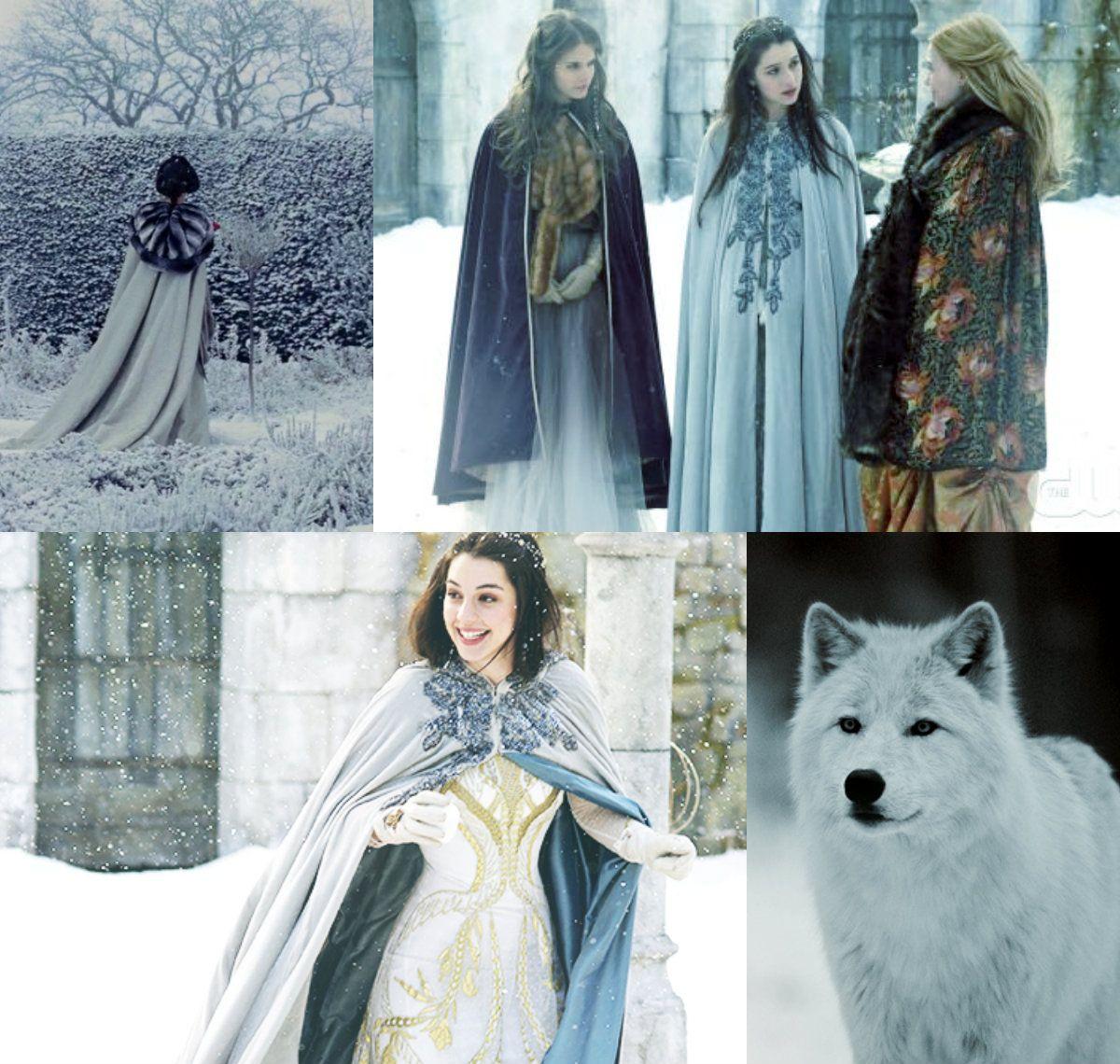 Wedding Hairstyles Games: Game Of Thrones - Lyanna Stark In Winterfell