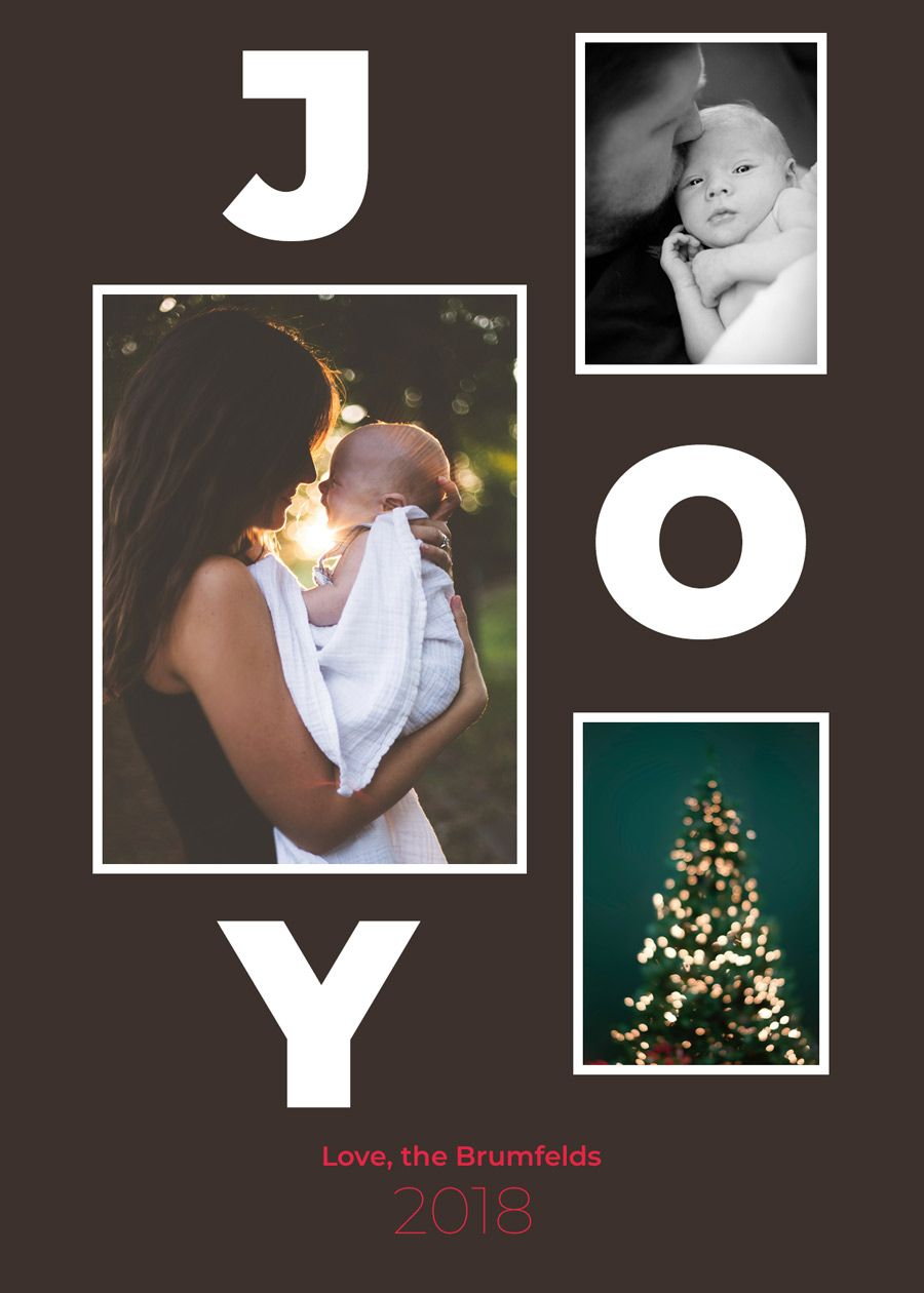 4 Free Christmas Card Photo Templates For Photoshop 2018 This Three Photo Christmas Photo Card Template Christmas Card Templates Free Christmas Cards Free