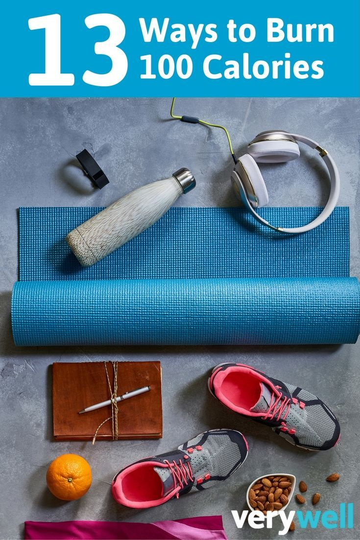 Easily Burn 100 Calories Without Going to the Gym | Burn ...