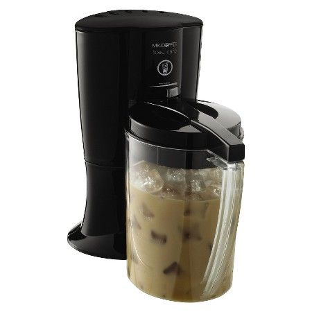 Mr. Coffee® Iced Café Iced Coffee Maker, BVMC-LV1 | Iced ...