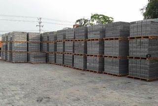 Paving block adalah bahan dasar yang dipergunakan untuk mengeraskan jalan atau pun untuk