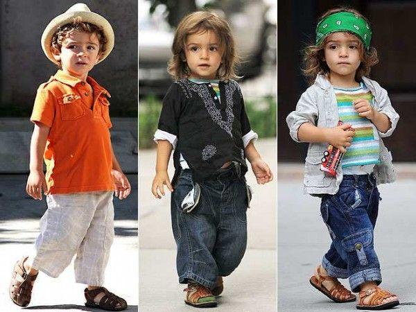 Levi Mcconaughey World Celebrity Baby Fashion Style | Baby Chic ...
