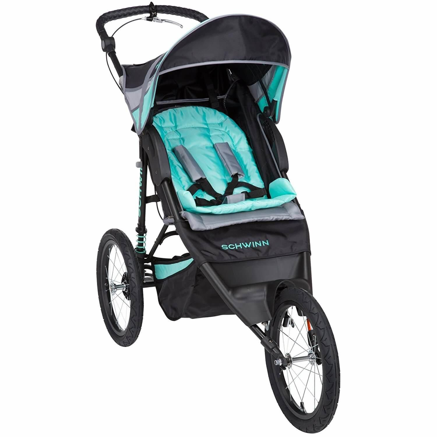Best Jogging & Running Strollers Reviewed in 2019